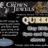 Tribute to QUEEN by The Crown Jewels
