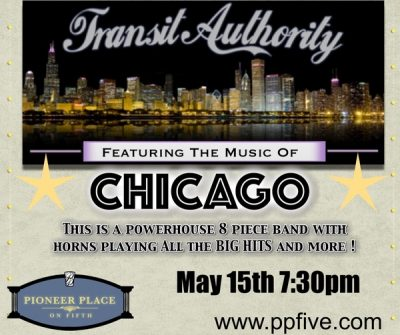 Chicago Tribute by Transit Authority