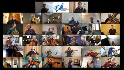 Buffalo Community Orchestra Virtual Performances