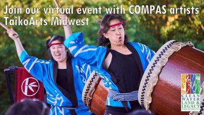 COMPAS performances with TaikoArts Midwest & A...