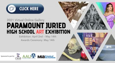 2021 Juried High School Art Competition and Exhibition