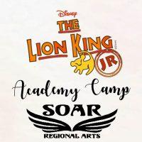 Lion King Jr Musical- Academy Summer Camp