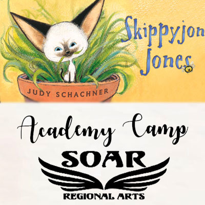 Skippyjon Jones- Academy Summer Camp