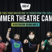Summer Theatre Camps