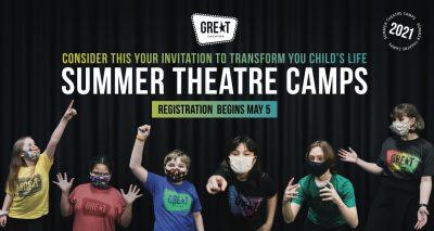 Summer Theatre Camps