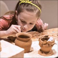 Art Camps - Clay Camp
