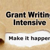 Grant Writing Intensive