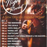 Millstream Night Market August 9