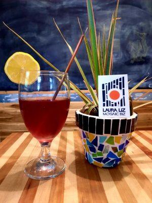 Mocktails and Mosaics