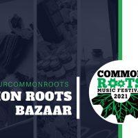 Common Roots Fest bazaar