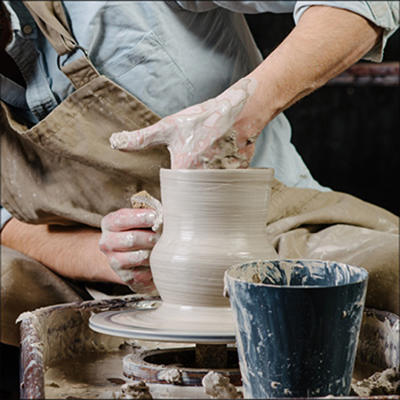 Intro to Pottery with Ken Ferber
