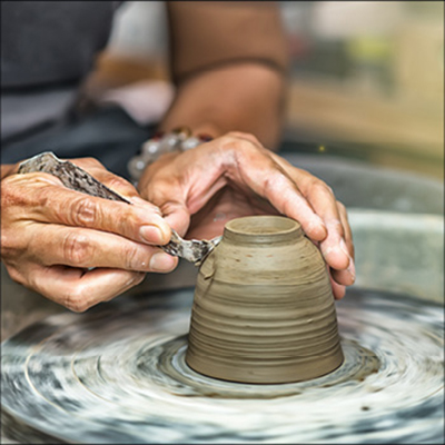 Pottery Sampler with Laurie Yourk