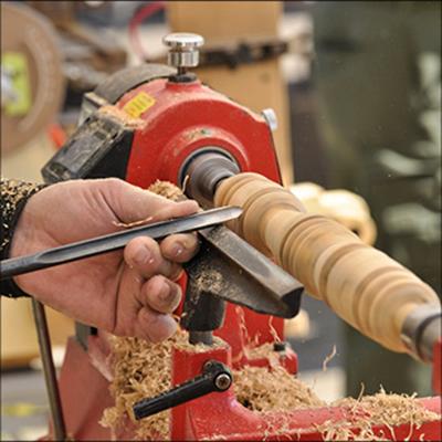Basic Woodturning with Jerry Wervey