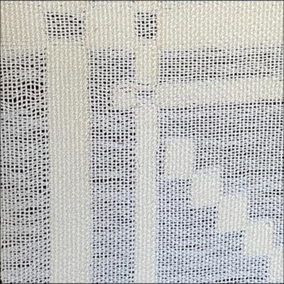 Geometric Transparency Weaving