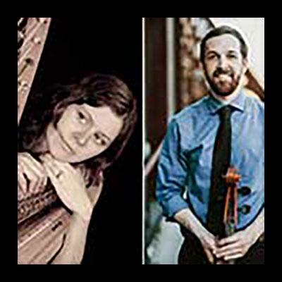 Sarah Grudem (Harp) & Eric Graff (Cello)