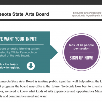 Central MN Arts Listening Session2