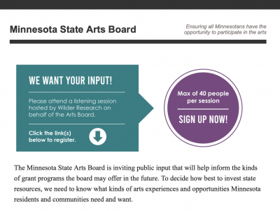 Central MN Arts Listening Session1