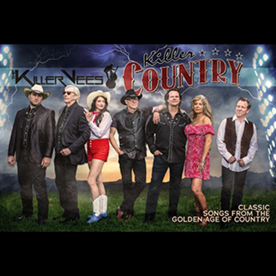 Killer Country with The Killer Vees
