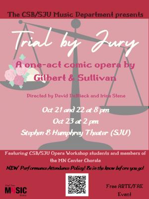 Opera: Trial and Jury