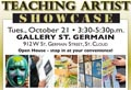 Teaching Artist Showcase for K-12 Educators