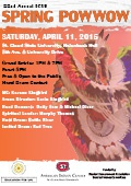 22nd Annual SCSU Spring Pow Wow