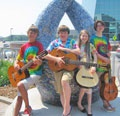 Concert by the Great River Guitars