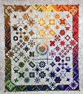 Silver Threads and Golden Needles Quilt Show