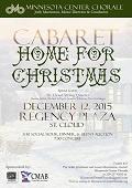 """Home for Christmas"" Holiday Cabaret"