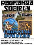 Crossing Borders:A Story in Words, Images and Original, traditional and Woody Guthrie Songs