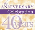 40th Anniversary Gala Celebration