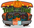 Trunk or Treat and Youth Party