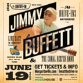 """Jimmy Buffett simulcast """"Live At The Drive-In"""" Music Series"""