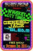 Generic Jack w/Whiskey City Tango & The Gleam