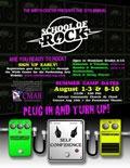 Wirth Center School of Rock Summer Camp