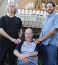 Bob Walkenhorst and Dave Cofell at Gypsy Camp