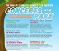 Concerts in the Park: The Prairie Rose Band