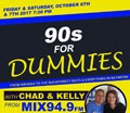 90s FOR DUMMIES starring The Mall Rats