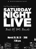 Justin Ploof and the Throwbacks: Live From New York: Best of SNL's Bands