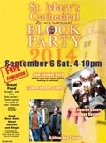St Mary's Cathedral Block Party
