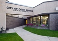 Great River Regional Library - Cold Spring